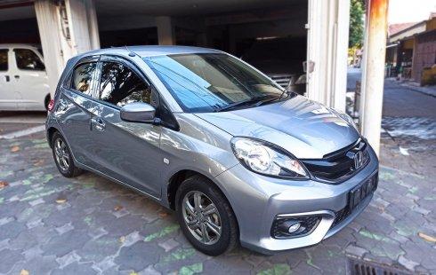 Dijual Cepat Honda Brio Satya E Matic 2016 di Jawa Timur
