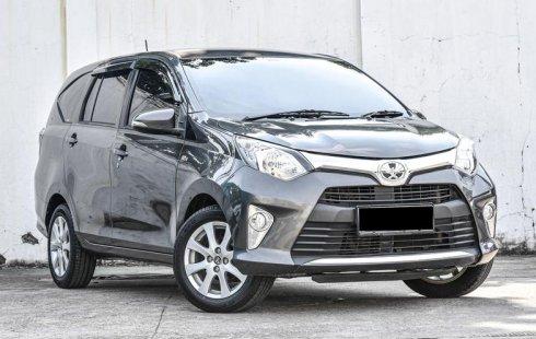 Jual Mobil Toyota Calya G 2017 di DKI Jakarta