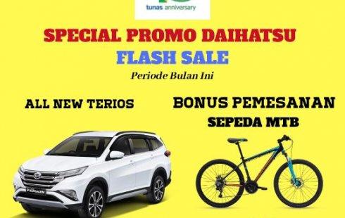 Promo September Daihatsu Terios X 2020