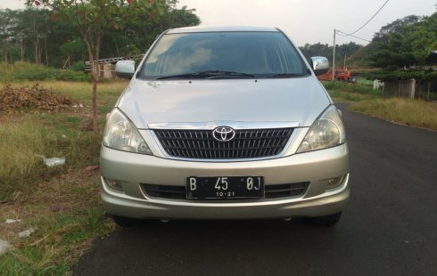 Jual Mobil Toyota Kijang Innova 2.0 G Matic 2006 di Jawa Tengah