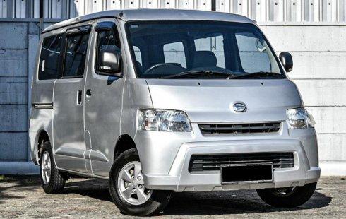 Dijual Mobil Daihatsu Gran Max Blind Van 2017 di DKI Jakarta