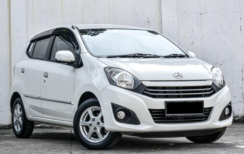 Jual Mobil Daihatsu Ayla X 2017 di DKI Jakarta