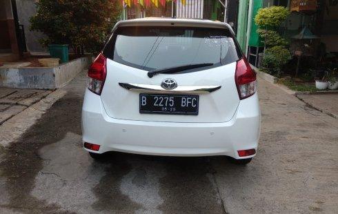 Jual Mobil Toyota Yaris G 2015 di Bekasi