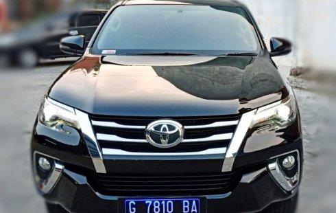 Dijual Toyota Fortuner VRZ Diesel 4x2 Matic 2018 Hitam di Jawa Tengah