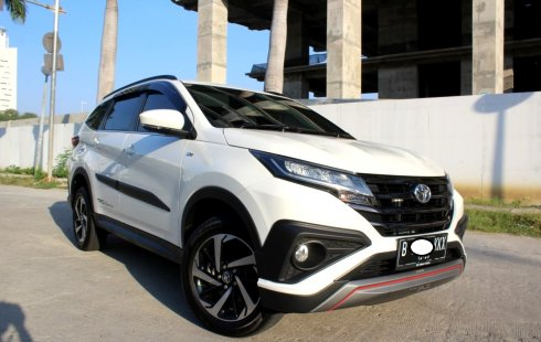 Jual Mobil Toyota Rush TRD Sportivo 2018 Putih di DKI Jakarta
