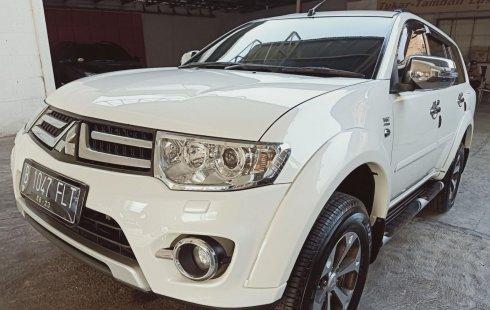 Dijual Mitsubishi Pajero Sport Dakar 2013 di DKI Jakarta