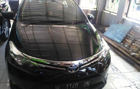 Jual Toyota Vios G 2014 Hitam di Jawa Timur