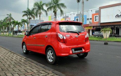 Jual Daihatsu Ayla 1.0 X AT 2017 TERBAIKSSS di Tangerang Selatan