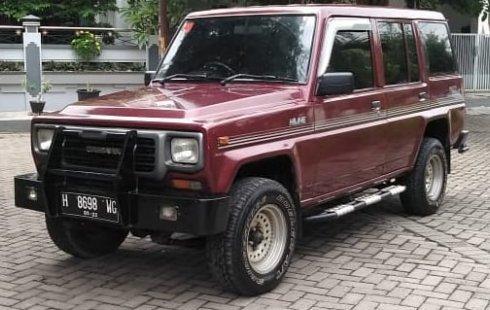 Dijual Daihatsu Taft Hiline 2.8 NA 1993 Merah di Jawa Tengah