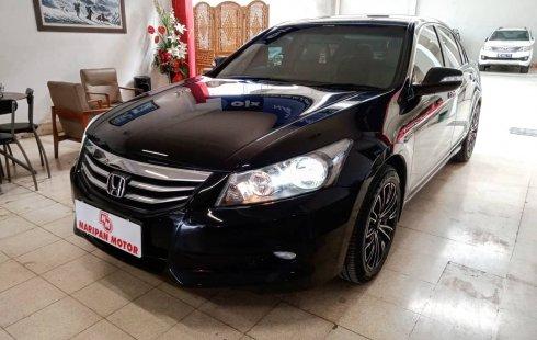 Honda All New Accord 2.4 FullSize VtiL AT 2012 Hitam Mutiara Km Rendah