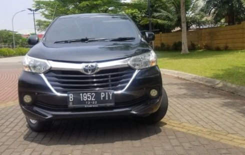 Jual Toyota Avanza G manual 2017 di Tangerang