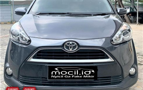 Jual mobil Toyota Sienta V 2017 , Kota Jakarta Barat, DKI Jakarta