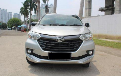 Daihatsu Xenia X 2017 Silver
