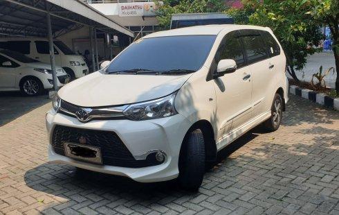 Jual Toyota Veloz 1.5 Manual 2016 Putih Metalik di Depok