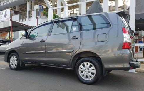 Jual Toyota Kijang Innova G 2.5 Solar 2013 di Tangerang Selatan