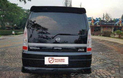 Dijual Nissan Serena Highway Star Autech 2010 di Tangerang Selatan