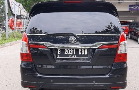 Dijual Toyota Kijang Innova 2.0 G 2014 di Tangerang