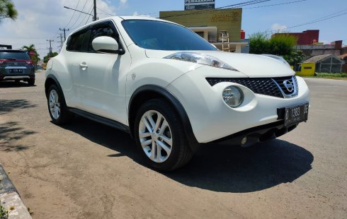 Jual Nissan Juke RX A/T 2011 Putih di Jawa Barat