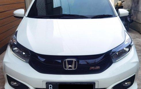 Dijual Honda Brio 1.2 RS CVT AT 2019 di DKI Jakarta