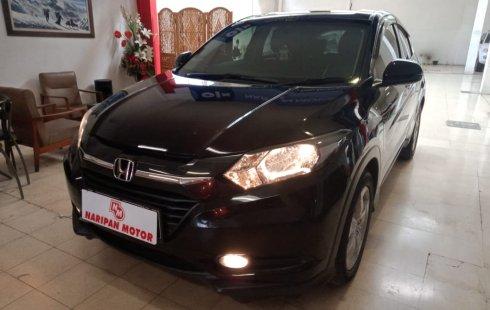 Dijual Honda HR-V E CVT AT 2016 Hitam Mutiara di Jawa Barat