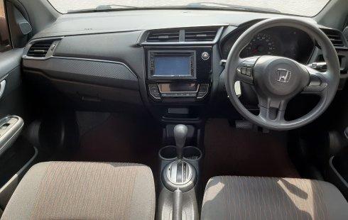 Honda Brio RS CVT AT 2018 Silver