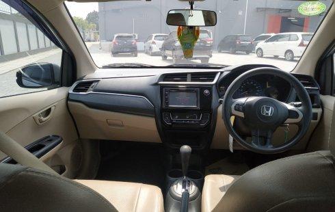 Honda Mobilio 1.5 E CVT AT 2017 Silver