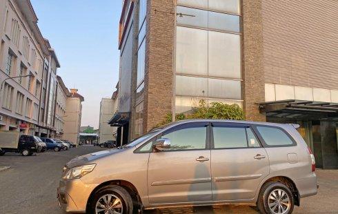 Toyota Kijang Innova G 2015 DP 17jt DP Pake Motor, REBUTAN Gan