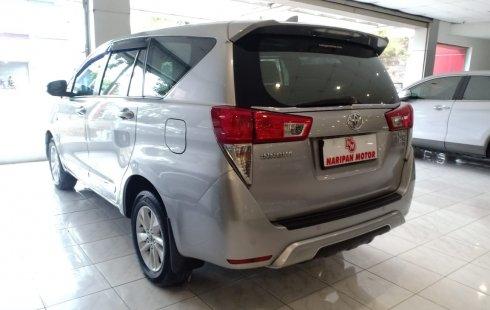 Toyota Kijang New Innova 2.0 V Reborn AT 2016 Silver Metalik