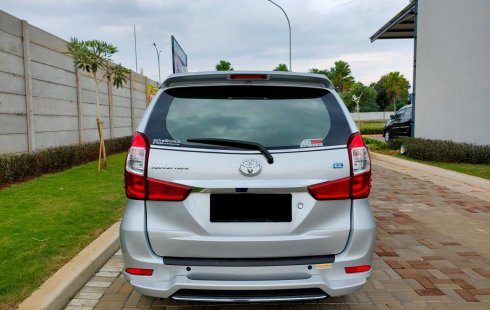 Toyota Avanza G 1.3 Manual 2017 KM 41rb