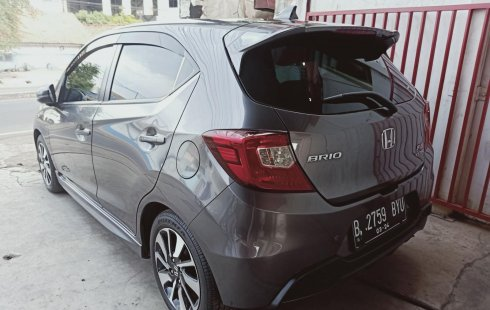 Honda Brio Rs 1.2 Automatic th 2019