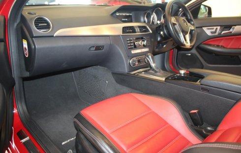 Mercedes-Benz C-Class C250 AMG 2012 Coupe