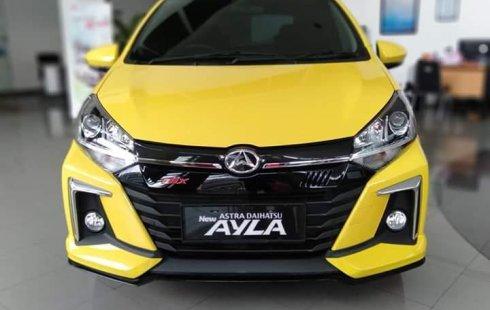 Promo Daihatsu Ayla X 2020 di Bekasi