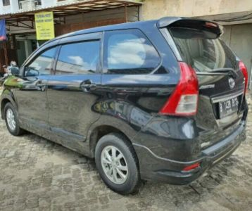Toyota Avanza G Luxury