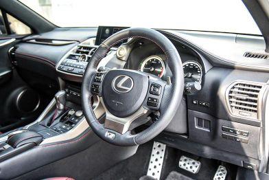 Lexus NX Series 200T 2015 #Mobil88Buaran