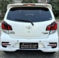 Jual mobil Toyota Agya 2018 , Kota Tangerang, Banten