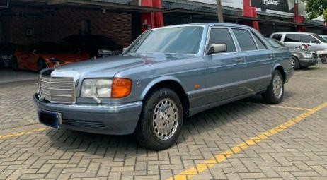 Mercedes-Benz 300SEL W126 Aka Eagle 1990 Istimewa