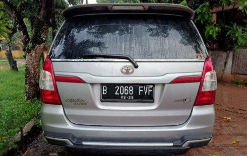 Toyota Kijang Innova E 2.0  2015 Matic Termurah di Bogor