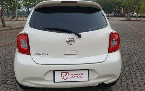 Nissan March 1.2 Automatic FULL ORI + GARANSI MESIN & TRANSMISI 1 TAHUN