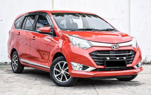 Dijual cepat mobil Daihatsu Sigra R 2017, Depok