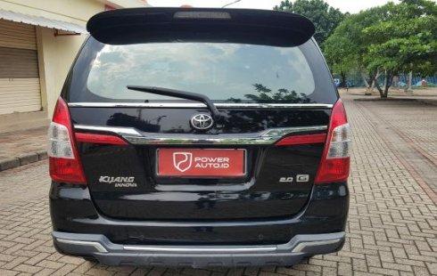 Toyota Kijang Innova G AT FULL ORI + GARANSI MESIN & TRANSMISI 1 TAHUN