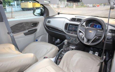 Chevrolet Spin LTZ Manual 2014 Hitam