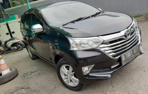 Toyota New Avanza E Up G MT 1.3 Manual Tahun 2017 HItam