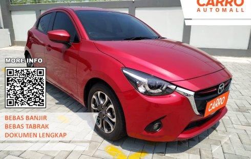 Mazda 2 R Skyactiv 1.5 AT 2014 Merah