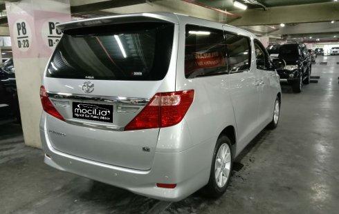 Jual mobil Toyota Alphard 2012 , Kota Jakarta Utara, DKI Jakarta