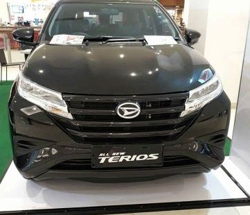 Promo Akhir Tahun Daihatsu Terios X