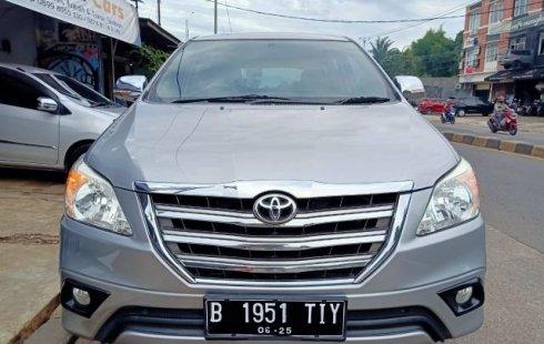 Toyota Kijang Innova 2.0 G Matic 2015 Bensin
