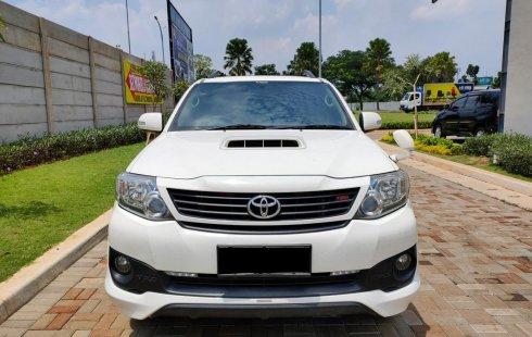 Toyota Fortuner G TRD DSL 2.5 matic 2014