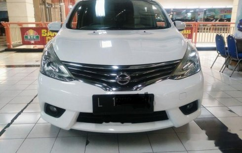 Jual cepat Nissan Grand Livina XV 2016 di Jawa Timur