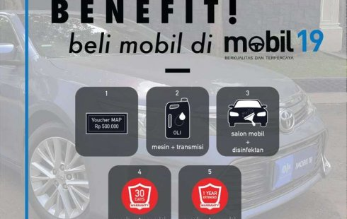 Jual Daihatsu Xenia R 2016 harga murah di DKI Jakarta