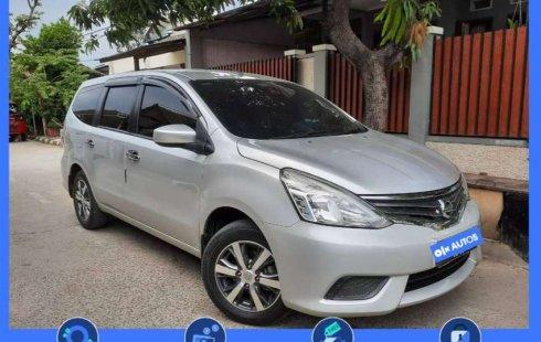 Jual cepat Nissan Grand Livina SV 2017 di DKI Jakarta